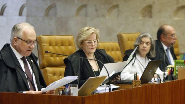 STF: Mesmo já sendo maioria em cursos de Direito, mulheres ainda são minoria em tribunais superiores (Foto: Rosinei Coutinho/SCO/STF)