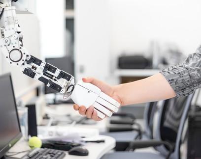 Equilibrando o homem e a máquina no ambiente de trabalho