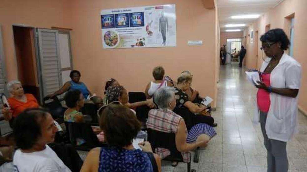 Sete cidades do Ceará receberam substitutos de cubanos no Mais Médicos, diz Ministério — Foto: Reuters