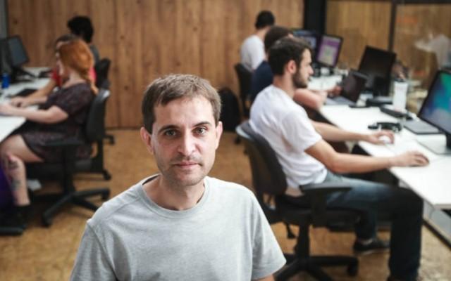 Thiago Christof, CEO da Calamar. (Foto: Werther Santana/Estadão)