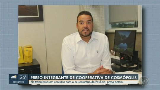 Polícia prende líder de cooperativa de Cosmópolis suspeito de obrigar trabalhadores a fazer protestos