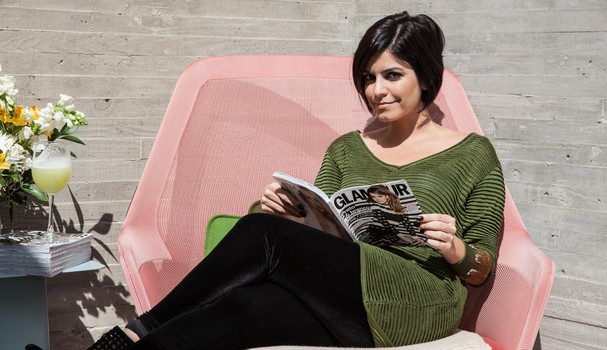 Bruna Fioreti (Foto: Revista Glamour)