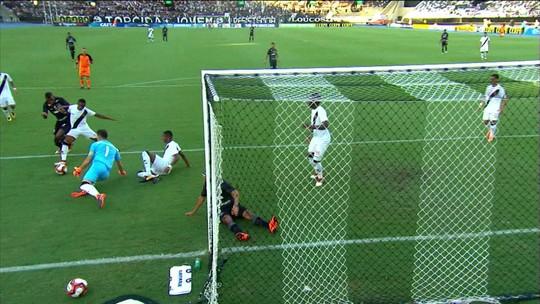 A Regra é Clara - 2º lance: pênalti de Wellington em Marcos Vinicius em Botafogo x Vasco