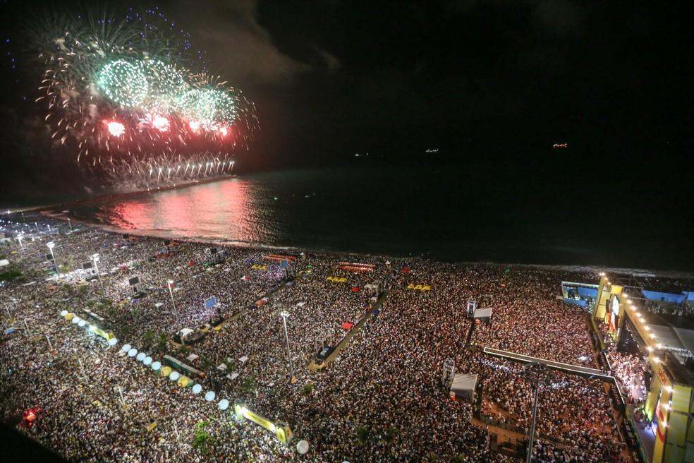 Fortaleza terá 12 minutos de queima de fogos no réveillon 2020 ...