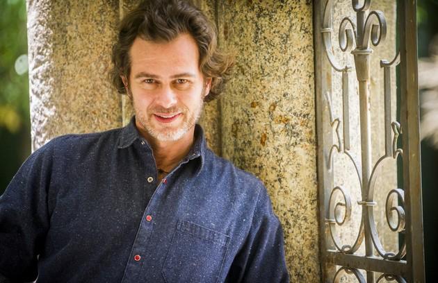 João Vitti também aparecerá no reality de culinária do programa (Foto: João Miguel Júnior/ TV Globo)