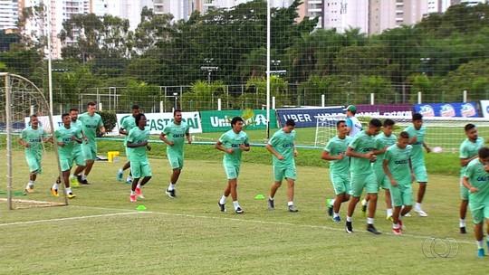 João Afonso espera que Goiás garanta a liderança já neste domingo contra o Iporá