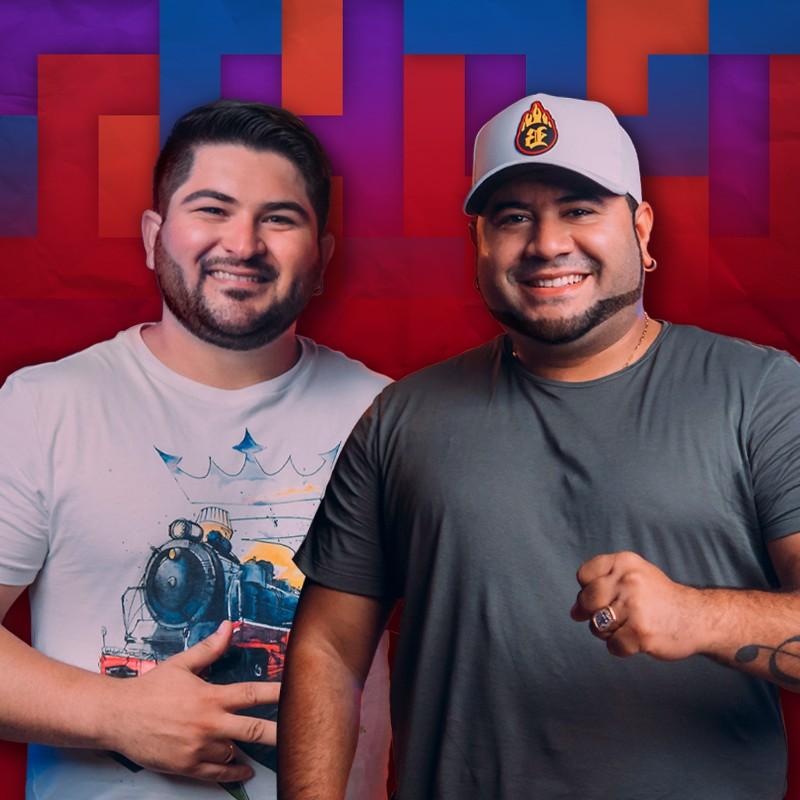 Barões da Pisadinha anunciam o álbum ao vivo 'Da roça pra cidade'