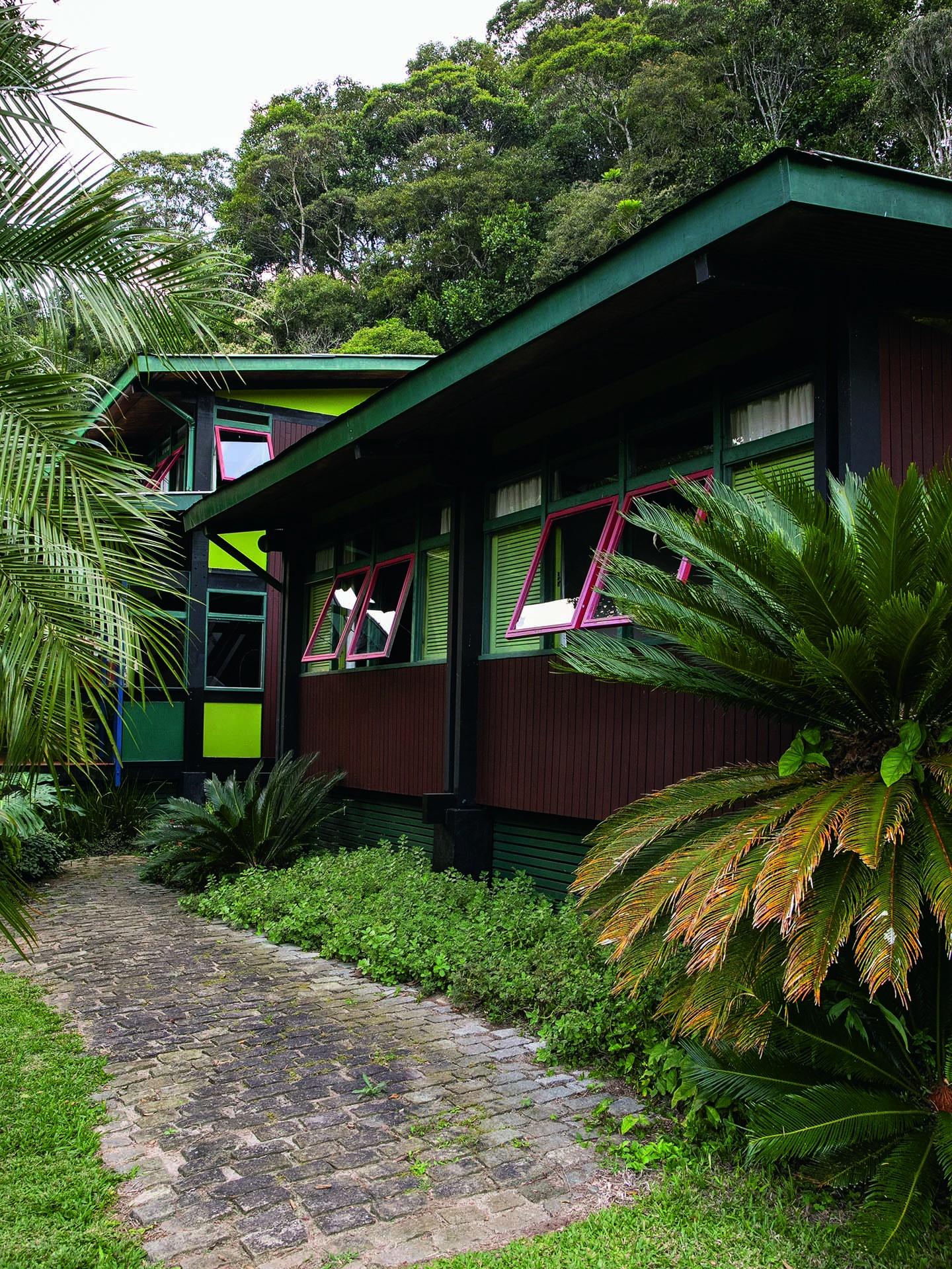 Casal adquire casa de veraneio que pertenceu a Sergio Rodrigues (Foto: Deco Cury)