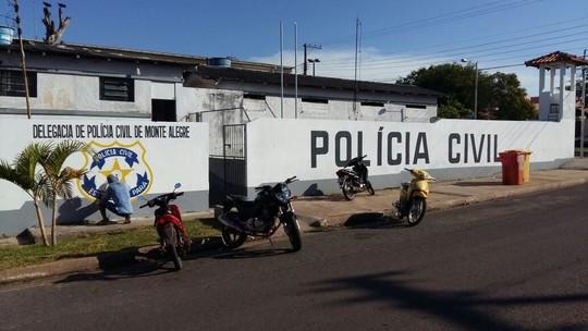 Foto: (Polícia Civil de Monte Alegre/Divulgação)