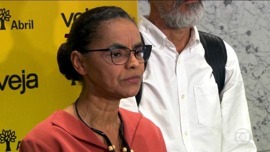 Marina diz que vetaria legalização do aborto caso o tema fosse aprovado pelo Congresso