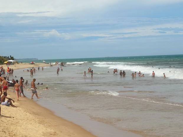 Resultado de imagem para praia de presidente kennedy espirito santo