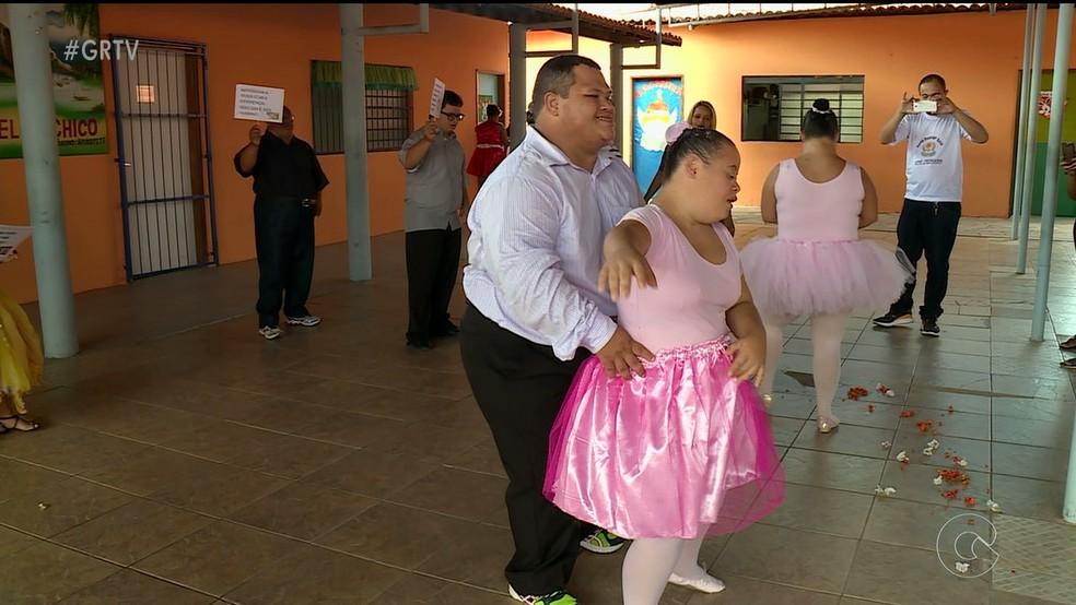 Programação comemora Dia Internacional da Pessoa com Síndrome de Down (Foto: Reprodução/ TV Grande Rio )