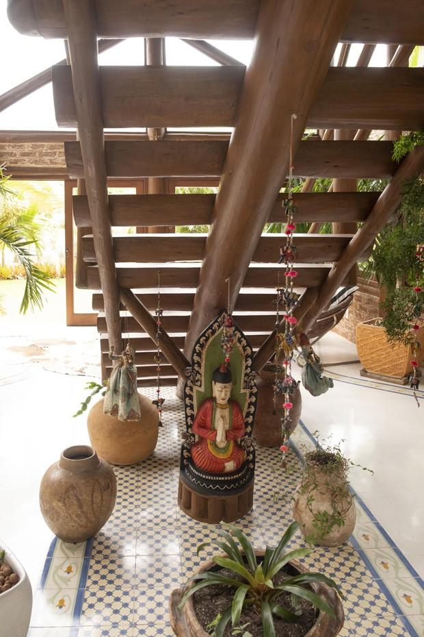 Pousada no sul da Bahia tem decoração afetiva e projeto com respeito à natureza (Foto: Ruy Teixeira)