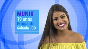 Munik (Foto: Globo / Divulgação)