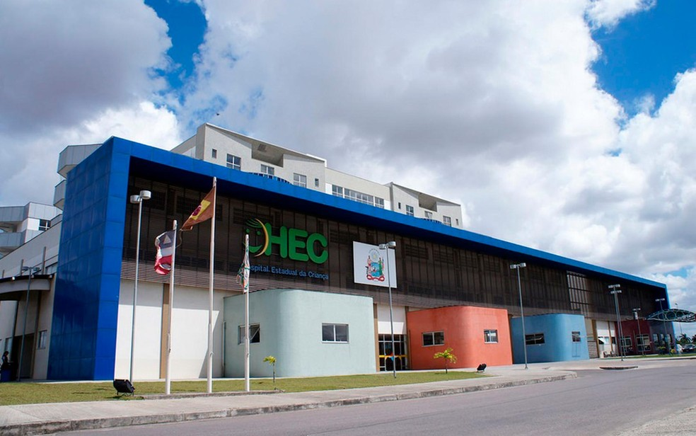 Menino de 3 anos chegou a ser levado para o Hospital Estadual da Criança, mas não resistiu (Foto: Divulgação)