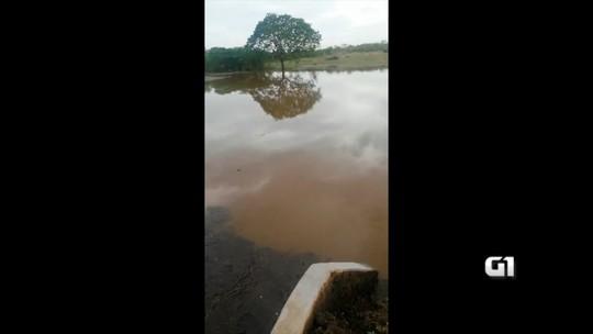 RN tem mais um fim de semana de boas chuvas; só em Umarizal, 148mm