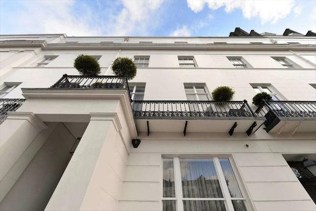 Casa pertenceu a Julie Andrews e Mick Jagger está à venda por R$ 118 milhões (Foto: Divulgação)