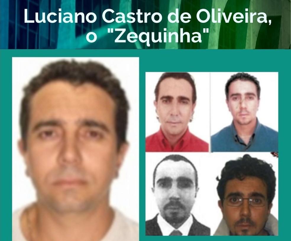 Procurado em lista nacional do Ministério da Justiça é preso em Tejupá — Foto: Ministério da Justiça/Reprodução