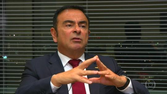 Nissan decide tirar Carlos Ghosn da presidência do conselho
