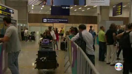 Rio recebe até o fim do dia mais 68 delegações para Olimpíada