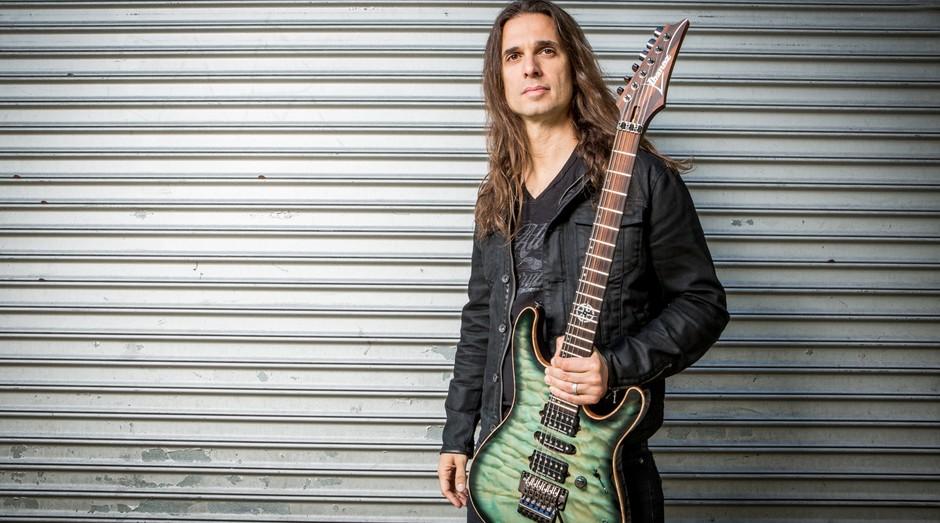 Kiko Loureiro: o guitarrista do Megadeth é empreendedor (Foto: Divulgação )