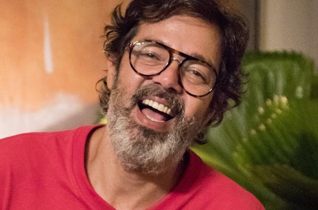 Bruno Mazzeo (Foto: João Cotta/Globo)