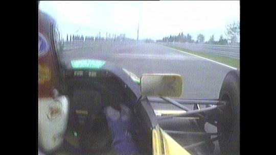 Onboard Clássica #4: câmbio manual, motor V8 e Schumacher ao volante em Montreal