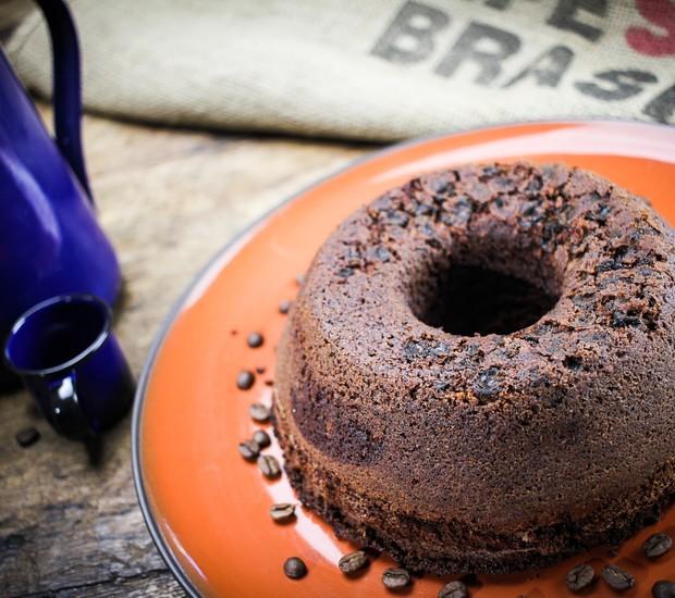 Receita de bolo de café, da Dona Lucy, da Fazenda Capoava (Foto: Fazenda Capoava/Divulgação)