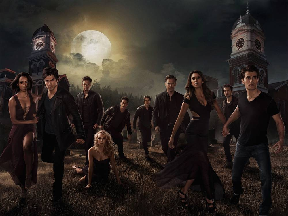 Série 'The Vampire Diaries'