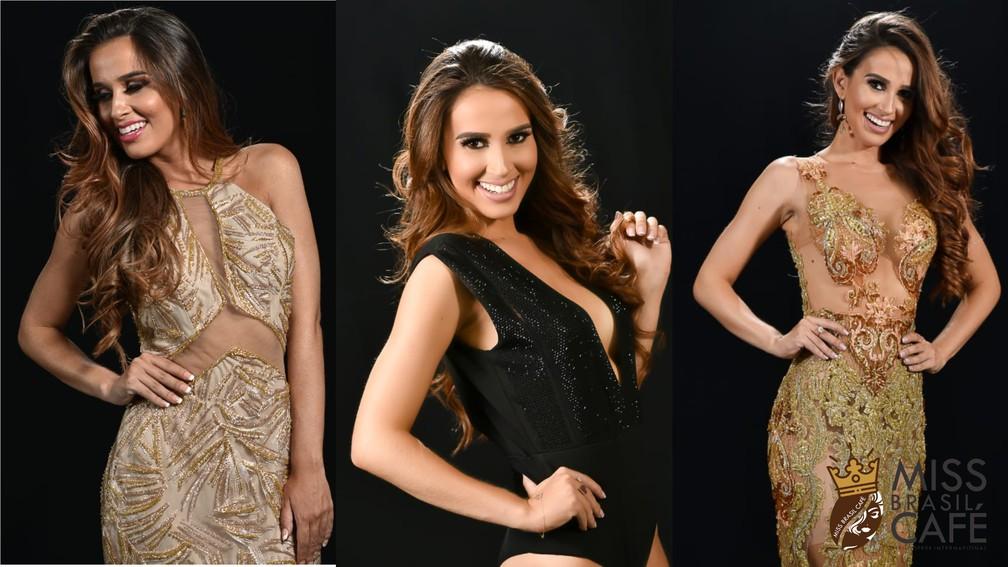 Candidata Miss Brasil Café - Maria Carolina - Juiz de Fora — Foto: Miss Brasil Café