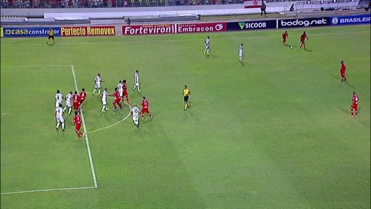 Análise: CRB joga mal e ainda não encontrou o substituto de Felipe Ferreira
