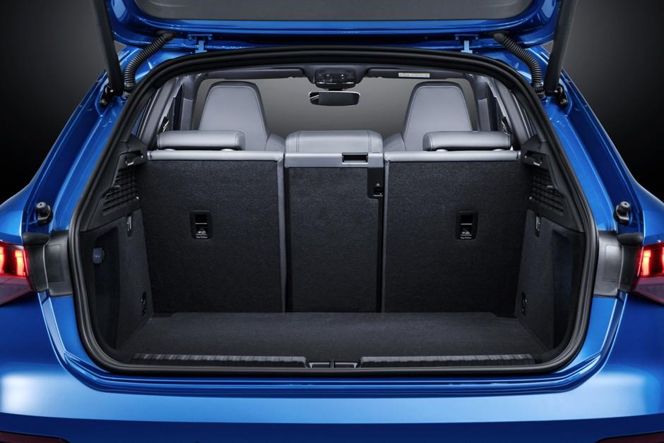 Novo Audi A3: porta-malas (Foto:  Divulgação)