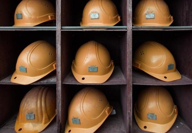Proteção no trabalho ; periculosidade ; trabalhador ;  (Foto: Reprodução/WCA)
