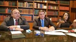 Relembre as frases polêmicas de Bolsonaro sobre as vítimas da pandemia
