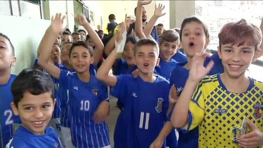 Festas, gols e muita diversão: os números da 24ª edição do Festival Dente de Leite