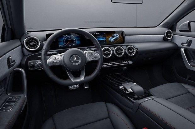 Novo Mercedes-Benz Classe A hatch (Foto: Divulgação)