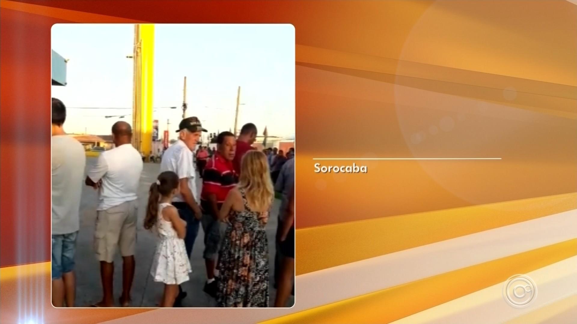 a5973d019 Assista aos vídeos do telejornal com notícias das regiões de Sorocaba