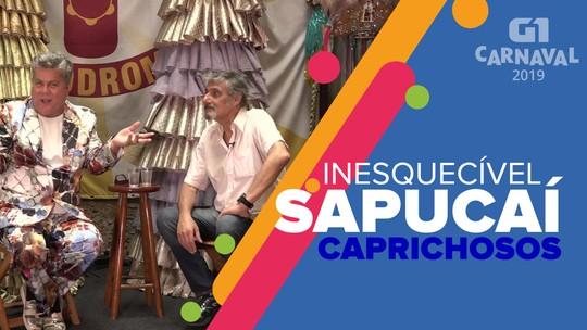 Inesquecível Sapucaí: Luiz Fernando Reis lembra da ousadia do carnaval da redemocratização da Caprichosos