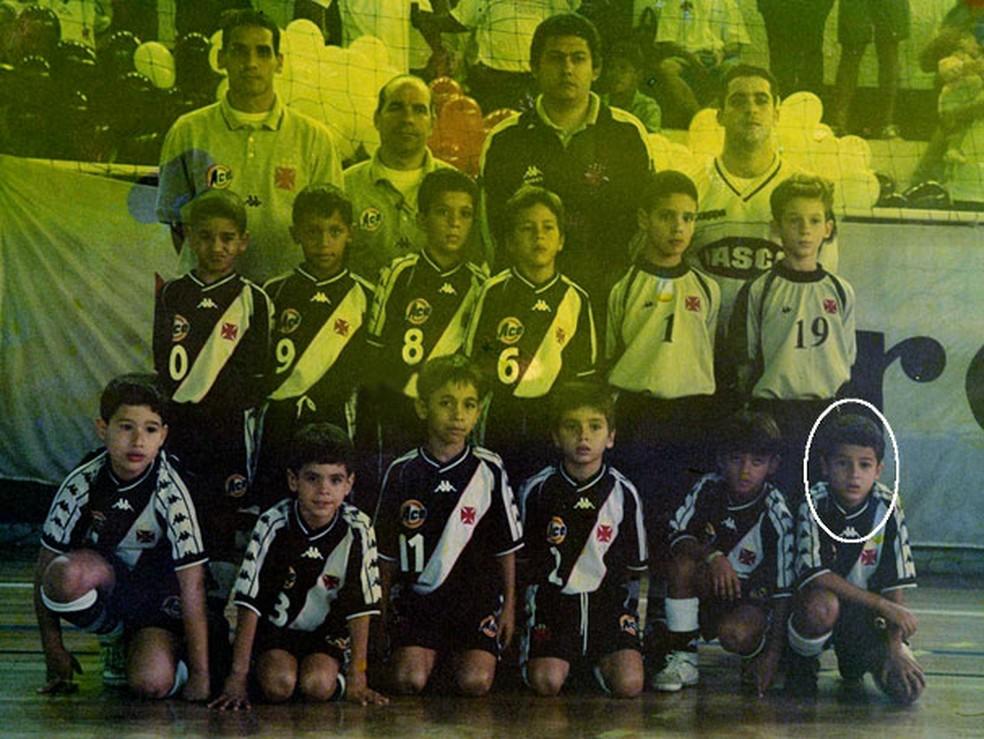12 dos 23 jogadores da seleção foram federados no futsal  confira as ... ef4946b485e7f