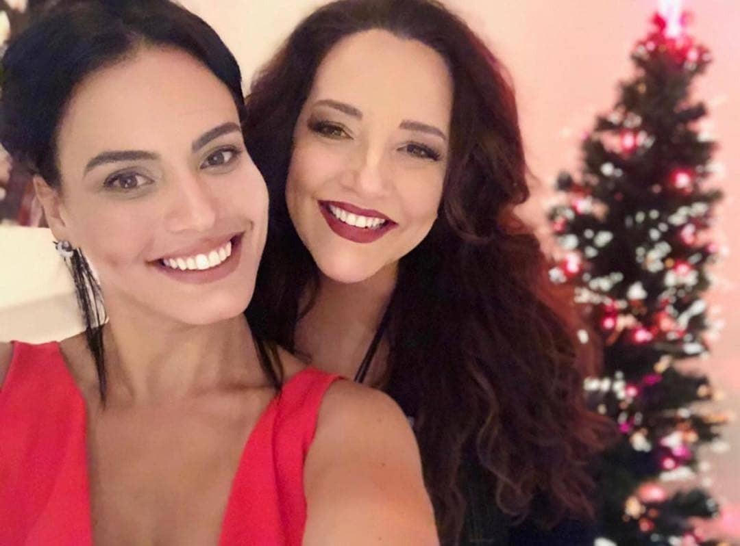 Letícia Lima e Ana Carolina (Foto: reprodução/ Instagram)