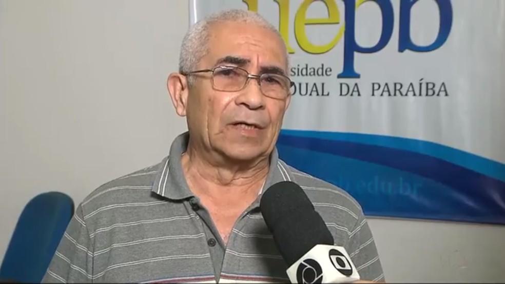 'O momento é de apurar', afirmou o Procurador Geral da UEPB, Ebenezer Pernambucano (Foto: Reprodução/TV Cabo Branco)