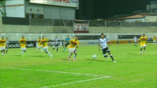 Melhores momentos: Brusque 0 x 1 Ceará pela 1ª fase da Copa do Brasil
