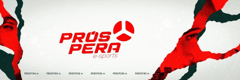 PrósperaGG é o projeto de eSports mais recente dos clubes de futebol de Santa Catarina — Foto: Próspera/Divulgação