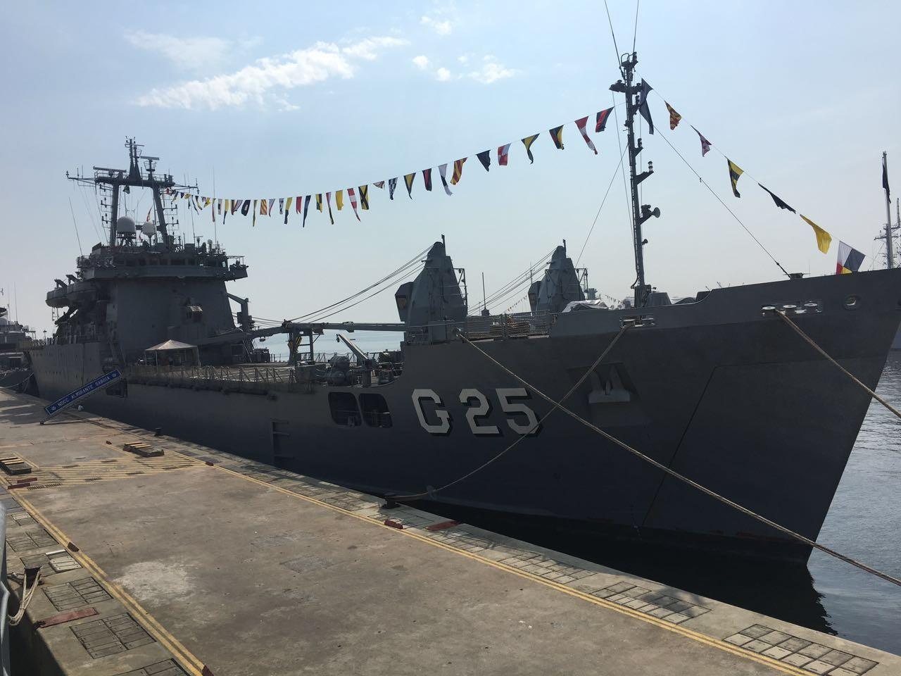 Navio Almirante Saboia abre para visitação do público neste fim de semana em Natal - Notícias - Plantão Diário