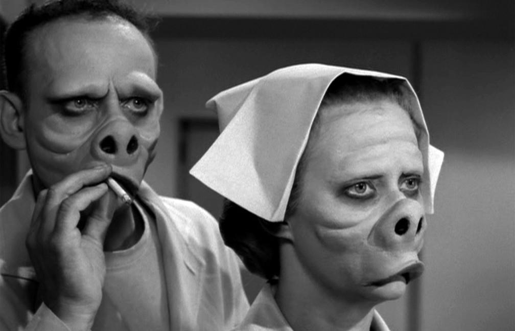 -  Cena do seriado  The Twilight Zone   Foto: Divulgação