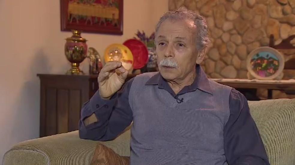 Diretor do Instituto Nacional de Pesquisas Espaciais (Inpe), Ricardo Magnus Osório Galvão — Foto: TV Vanguarda/Reprodução