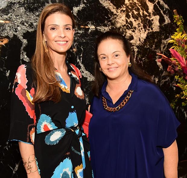 Juliana e Analicia Scarpa (Foto: Lu Prezia/ Divulgação)