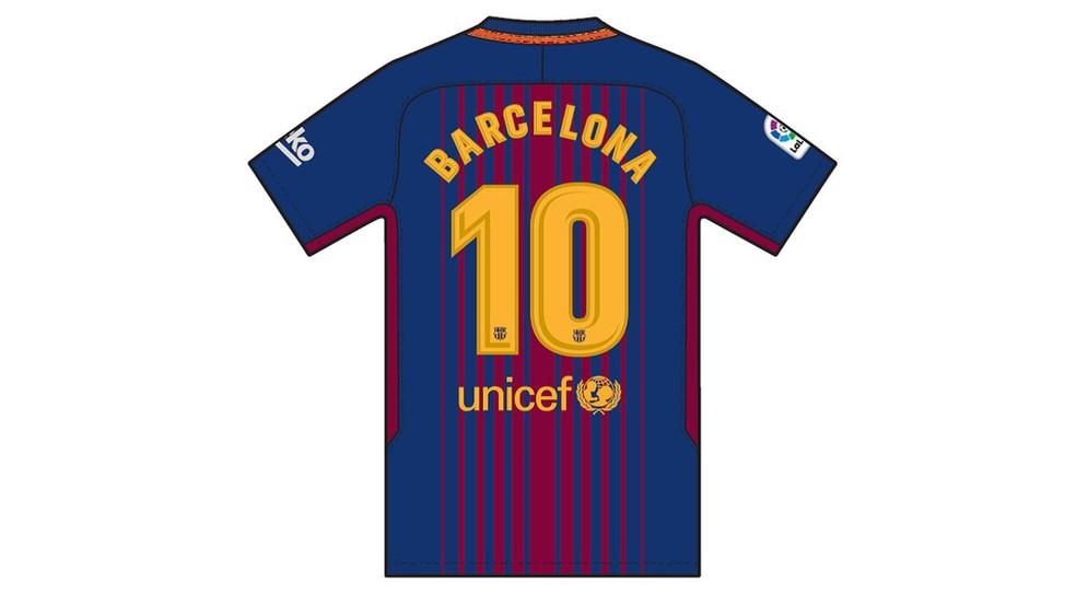 59901c40c3 Barcelona prepara camisa com homenagem às vítimas de atentado ...