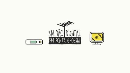 Saldão Digital oferece kits de antenas e conversores por R$ 99, em Ponta Grossa