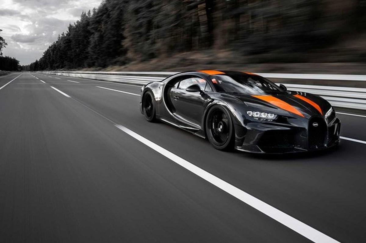 Bugatti Chiron Quebra Recorde Mundial De Velocidade 490 Km H Carros Autoesporte
